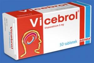 Вицеброл цена и наличие в аптеках