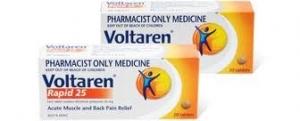 Вольтарен рапид цена и наличие в аптеках