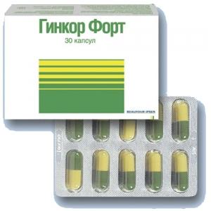 Гинкор цена и наличие в аптеках