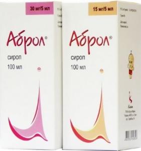 Аброл цена и наличие в аптеках