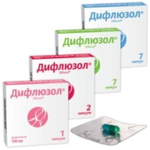 Дифлюзол цена и наличие в аптеках