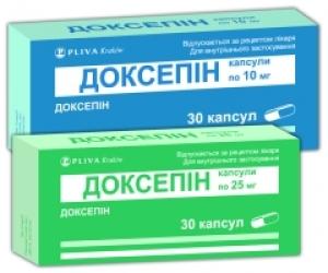 Доксепин цена и наличие в аптеках
