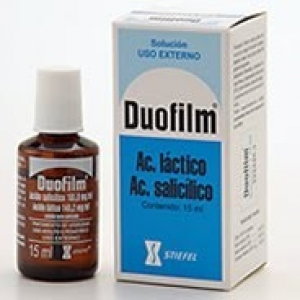 Дуофилм цена и наличие в аптеках