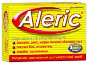 Алерик цена и наличие в аптеках
