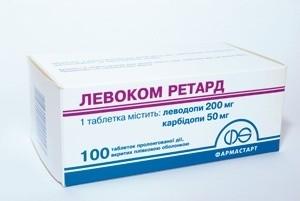 Левоком ретард цена и наличие в аптеках