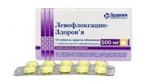 Левофлоксацин цена и наличие в аптеках