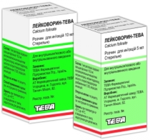 Лейковорин цена и наличие в аптеках