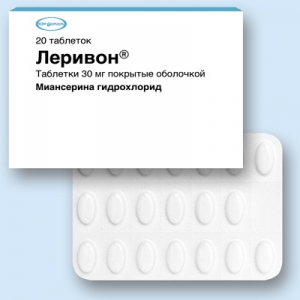 Леривон цена и наличие в аптеках