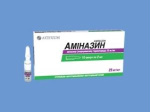 Аминазин цена и наличие в аптеках
