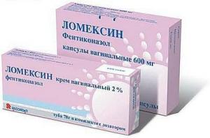Ломексин цена и наличие в аптеках
