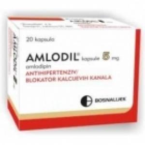 Амлодил Босналек цена и наличие в аптеках