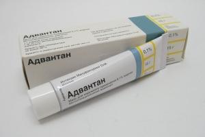 Адвантан цена и наличие в аптеках