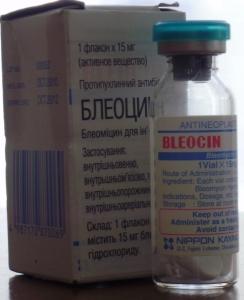 Блеоцин цена и наличие в аптеках