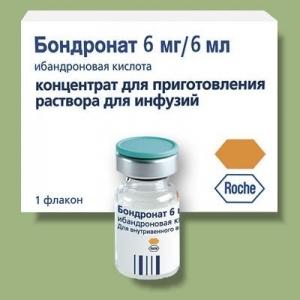 Бондронат цена и наличие в аптеках