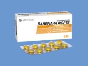 Валериана форте цена и наличие в аптеках